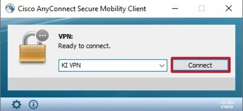 Screenshots for installation of Cisco-VPN on Windows 10.
