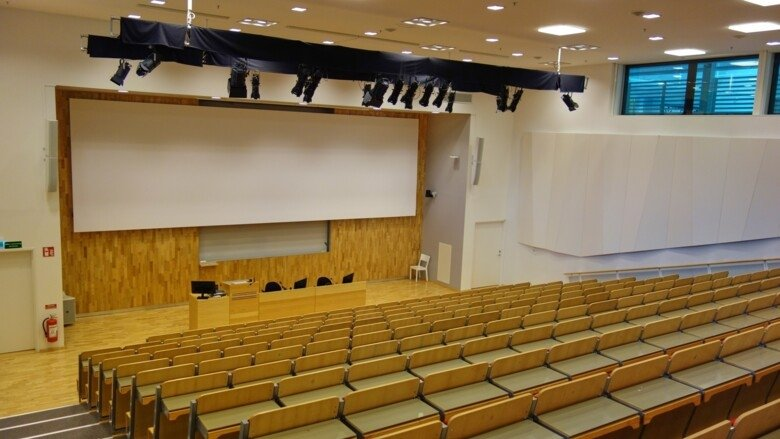 H1 Lecture hall