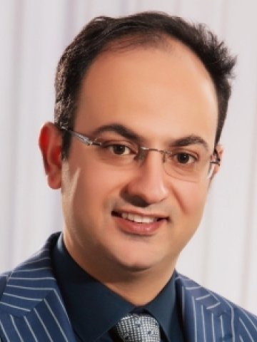 Reza Salman Roghani. Photo